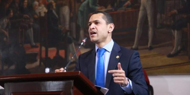 El ejecutivo designa a Daniel Palacios como nuevo Ministro del Interior