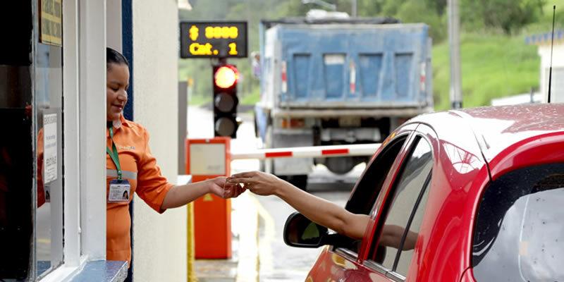 Nuevas tarifas para los peajes que administra Invías