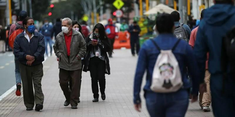 PIB de Colombia cae un 6,8% durante 2020, el peor registro de su historia